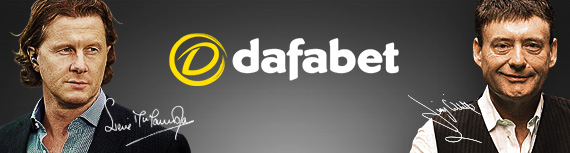 Masters-Snooker: Dafabet Brand Ambassadors for Online Betting in India